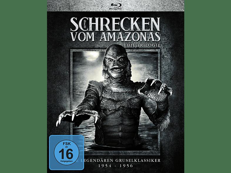 Der Schrecken vom Amazonas - Die Trilogie [Blu-ray]