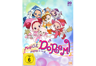 Magical Doremi - Gesamtedition - (DVD)