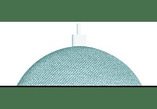 Altavoz inteligente - Asistente Google Home Mini, Smart Home, Domótica, Bluetooth, Sound 360º, Aqua