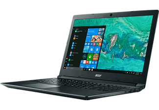 Portátil - Acer A315-53-36BA-15, Intel® Core™ i3-7020U, 8 GB RAM, 128GB SSD, Intel® HD Graphics 620, W10