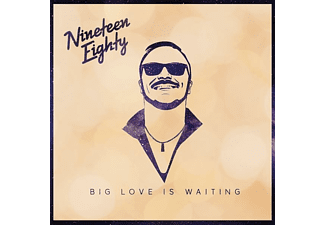 Nineteen Eighty - Big Love Is Waiting  - (CD)