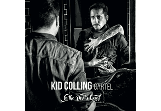 Kid Colling Cartel - In The Devil's Court  - (CD)