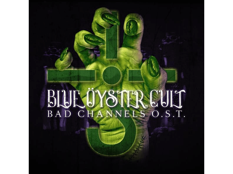 Blue Öyster Cult - BAD CHANNELS O.S.T. [CD]