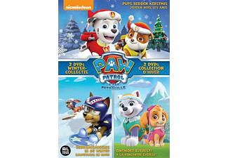 Paw Patrol: Winter Collectie - DVD