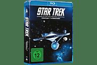 Star Trek 1 - 10: Remastered [Blu-ray]