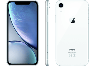 APPLE iPhone XR 64GB, Weiß