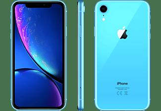 APPLE iPhone XR 64GB, Blau