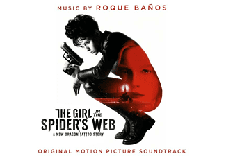 Roque Banos - The Girl in the Spider's Web/OST  - (CD)