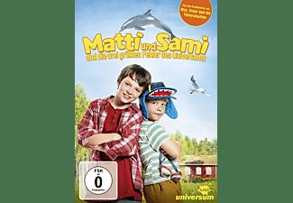 Matti und Sami und die drei größten Fehler des Universums DVD