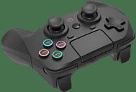 SNAKEBYTE Wireless Bluetooth Gamepad 4 S - Kompatibel mit Playstation 4 Controller, Schwarz