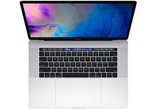 "APPLE MacBook Pro 15"" Touch Bar (2018) ezüst Core i7/16GB/256GB SSD (mr962mg/a)"