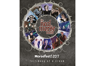 The Neal Morse Band - Morsefest 2017: The Testimony Of A Dream - (Blu-ray)