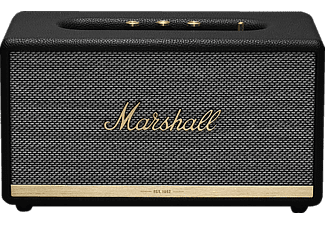 MARSHALL Stanmore II Bluetooth Lautsprecher Schwarz