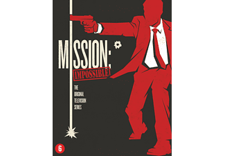 Mission Impossible: Complete Series (1966) - DVD