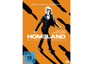 Homeland - Staffel 7 DVD