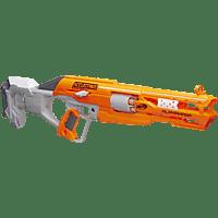 HASBRO Nerf N-Strike Elite AccuStrike Alphahawk Spielzeugblaster, Orange/Grau