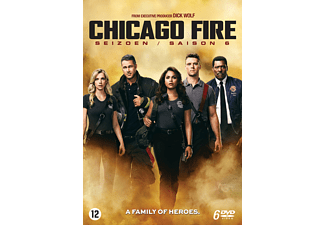 Chicago Fire: Seizoen 6 - DVD