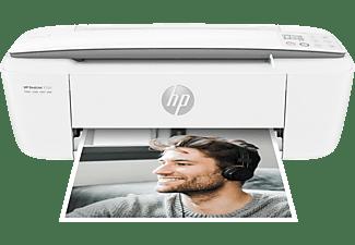 HP Multifunktionsdrucker DeskJet 3750 Stonewhite Inkl. 4 Probemonate Instant Ink