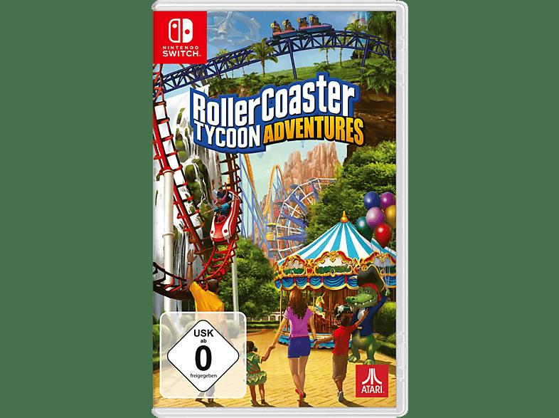 RollerCoaster Tycoon Adventures [Nintendo Switch]