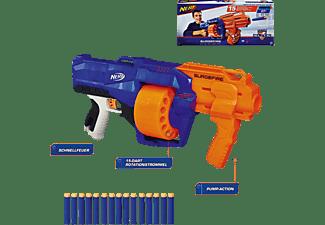 NERF Nerf N-Strike Elite Surgefire Spielzeugblaster Orange/Blau