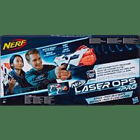 NERF Nerf Laser Ops Pro AlphaPoint 2er Pack Spielzeuglaserpistole, Mehrfarbig