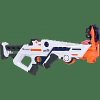 NERF Nerf Laser Ops Pro DeltaBurst Spielzeuglaserpistole, Grau/Orange