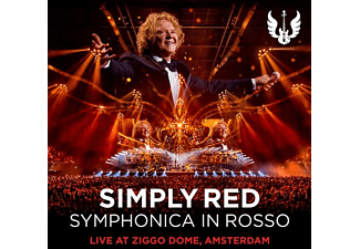 Simply Red - Symphonica In Rosso (Live at Ziggo Dome Amsterdam) - (CD + DVD Video)