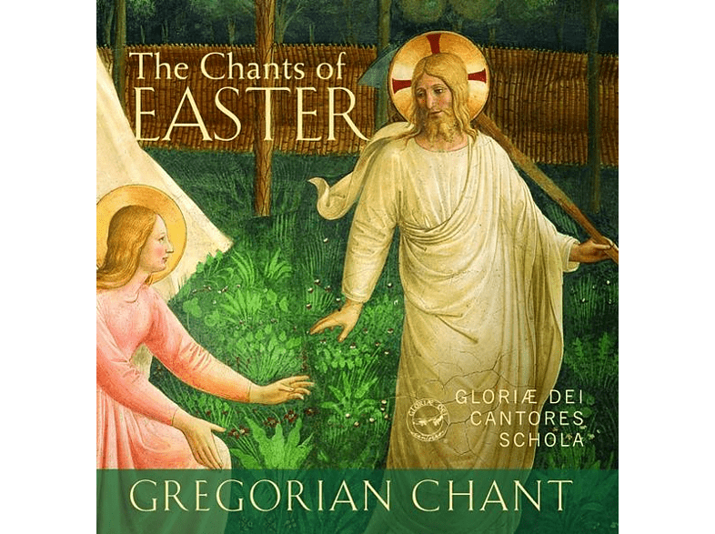 Gloriæ Dei Cantores Schola - The Chants of Easter [CD]