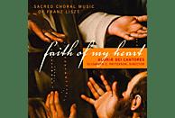 Elizabeth C./Gloriæ Dei Cantores Patterson - Faith of My Heart: Geistliche Chormusik [SACD Hybrid]