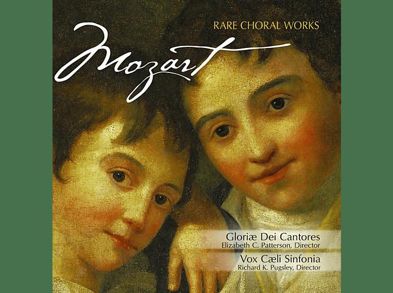 Elizabeth C./Gloriæ Dei Cantores Patterson - Seltene Chorwerke [CD]