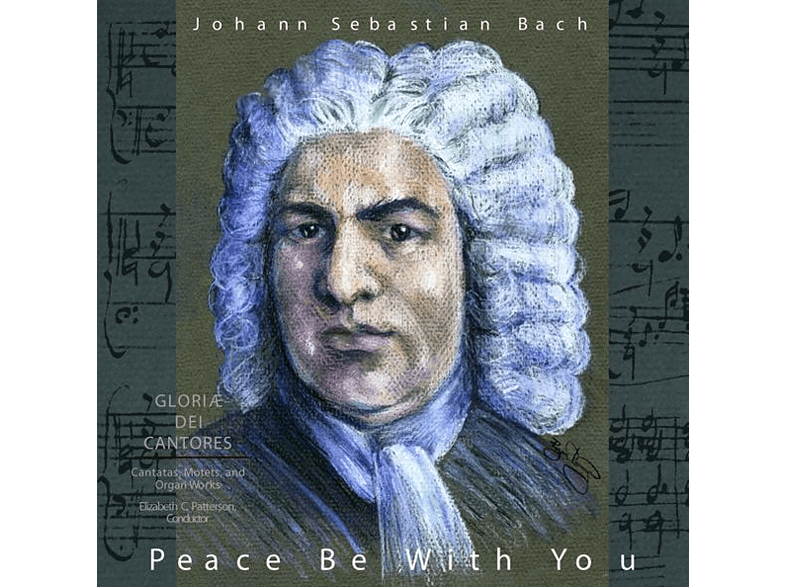 Elizabeth C./Gloriæ Dei Cantores Patterson - Peace Be With You [CD]