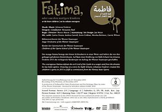 Osuna,Carlos/Bayl,Benjamin/Wiener Staatsoper - Fatima-oder von den mutigen Kindern  - (DVD)