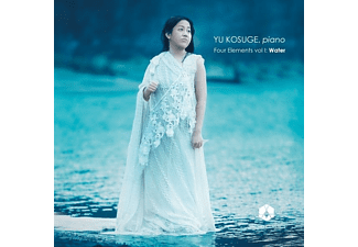 Yu Kosuge - Four Elements Vol.1/Water - (CD)