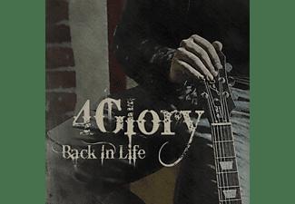 4glory - Back In Life  - (CD)