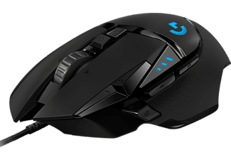 LOGITECH G502 HERO - Gaming Mouse (Nero)