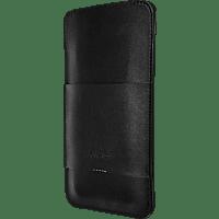ARTWIZZ PouchPouch Sleeve LG G7 ThinQ Polyurethan in Lederoptik Schwarz