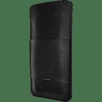 ARTWIZZ PouchPouch Sleeve Nokia 7 Plus Polyurethan in Lederoptik Schwarz