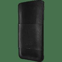 ARTWIZZ PouchPouch Sleeve Nokia 8 Sirocco Polyurethan in Lederoptik Schwarz
