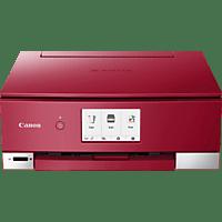 CANON Pixma TS8250 6 separate Tintentanks (PGBK, BK, C, M, Y, PB), ChromaLife100 Tinten Multifunktionsdrucker WLAN