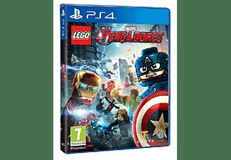 PS4 LEGO Marvel Vengadores