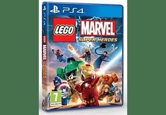 PS4 LEGO Marvel Super Heroes