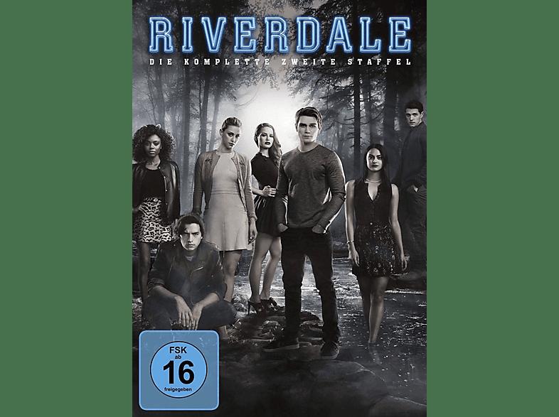 Riverdale - Die komplette zweite Staffel [DVD]