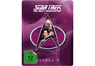 STAR TREK: 7.STAFFEL THE NEXT GENERATION - (Blu-ray)