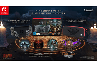 NINTENDO Switch Konsole - Diablo III Edition