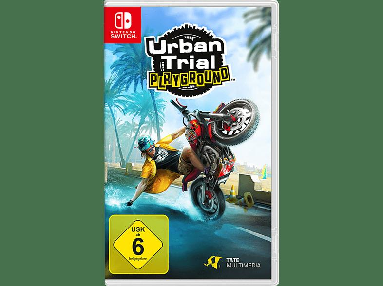 URBAN TRIAL PLAYGROUND [Nintendo Switch]