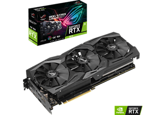 ASUS Grafikkarte GeForce® RTX 2070 ROG Strix OC Gaming 8GB (90YV0C90-M0NA00)