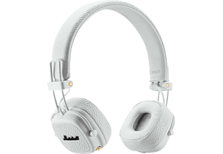 MARSHALL Major III - Casque Bluetooth (On-ear, Blanc)
