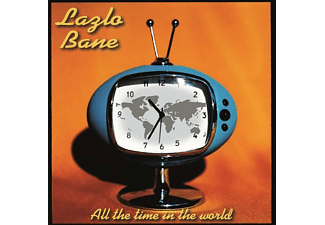Lazlo Bane - All The Time In The World (Electric Blue Vinyl) - (Vinyl)