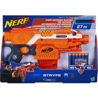 NERF Nerf N-Strike Elite Stryfe Spielzeugblaster, Mehrfarbig