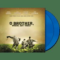 VARIOUS - O Brother Where Art Thou (Exklusive + Blaue limitierte Version) [Vinyl]
